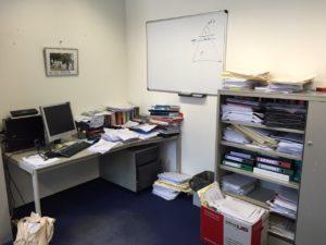 5S op kantoor voor